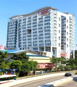 MDIS Singapore is located near the Queenstown MRT and is about 10 minutes from Orchard Road