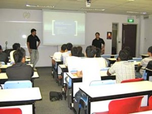 MDIS Singapore students are taught by qualified and highly experienced lecturers